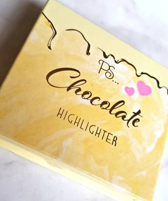 ps chocolate highlighter Primark