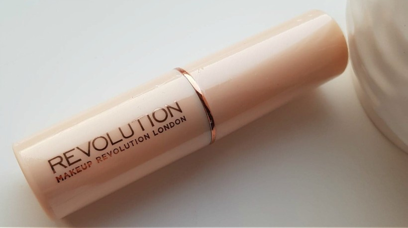 Revolution Fast Base Stick Foundation Review